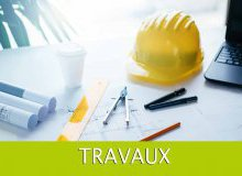 Travaux - Réfection de trottoirs