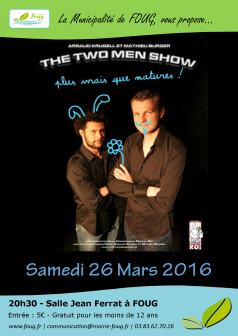 The Two Men Show -